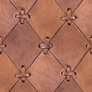 Fototapet Leather Rhombs, personalizat, repetitiv, Rebel Walls