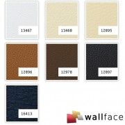 Panou decorativ LEATHER 12978, WallFace, autocolant