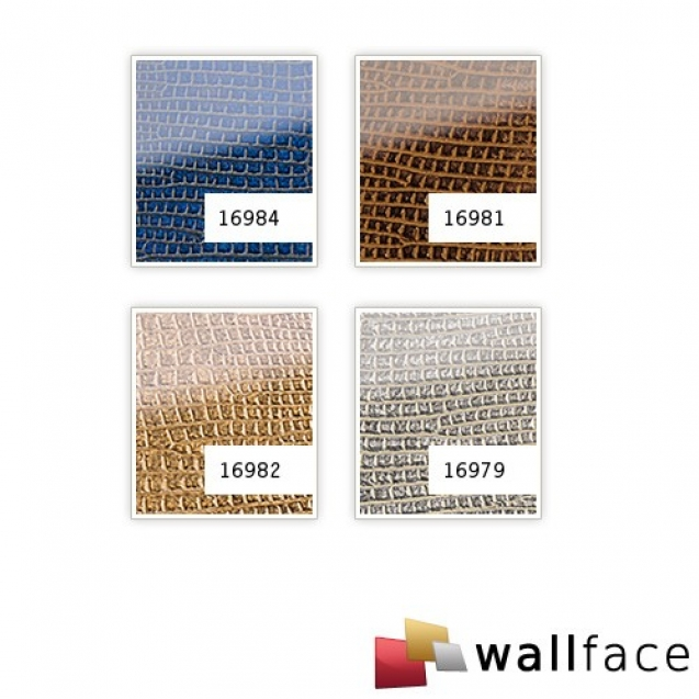 Panou decorativ S-GLASS 16981-AR, WallFace, autocolant