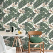 Tapet designer Nature Tropical Bloom, MINDTHEGAP